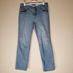 """""""Worn In"""" APT. 9 Jean's - Straight Leg Size 10s"""